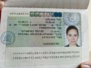 La espera de la visa de estudiante