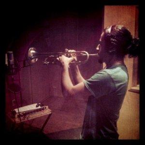 Alan, el trompetista de Ensenada