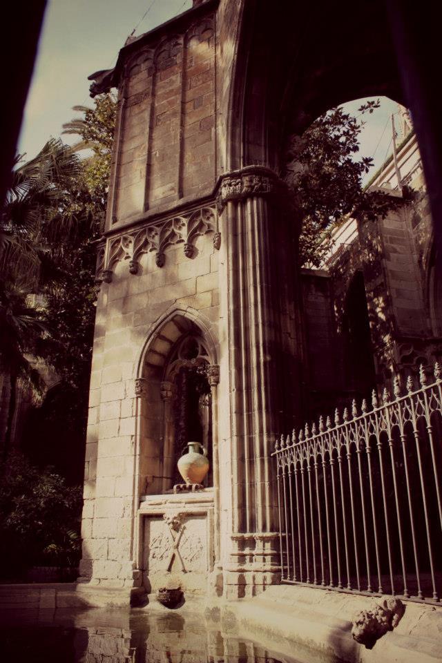 Catedral de Barcelona arlenebayliss