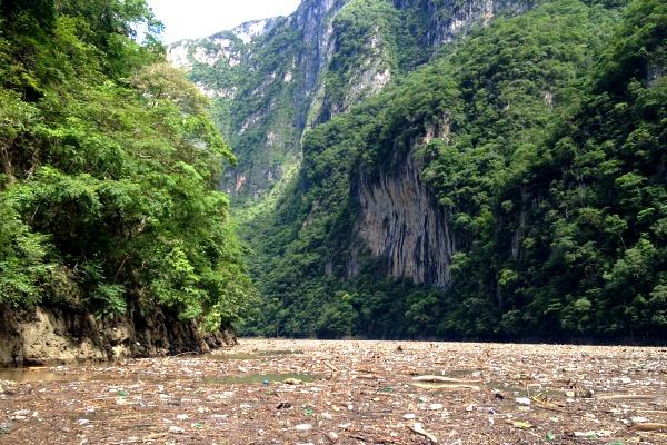 Cañón del Sumidero Chiapasoct13