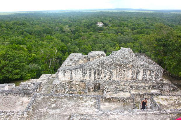 La grandeza de Calakmul