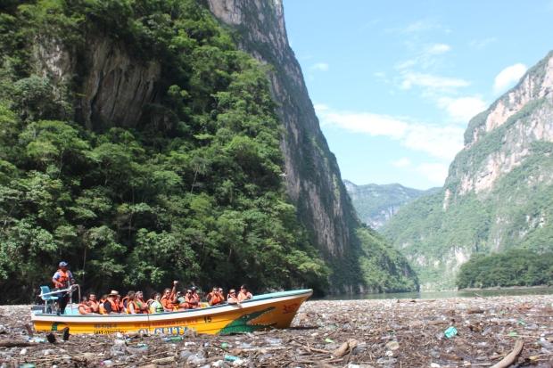 Cañon del Sumidero Chiapas