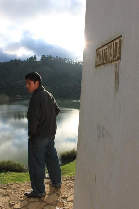 Límite entre Guatemala y México
