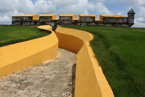 La única ciudad amurallada de México es Campeche, la también llamada Ciudad Misteriosa