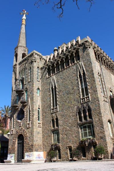 torre bellesguard barcelona