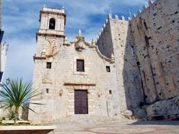 Iglesia casco antiguo, Peñíscola