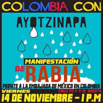 14N en Colombia