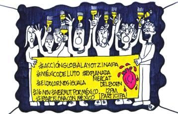 16N Barcelona