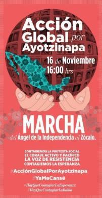 16N Marcha #YaMeCansé