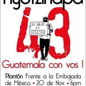 20N en Guatemala