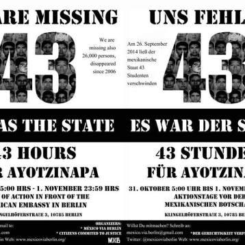 31 de octubre en Berlín