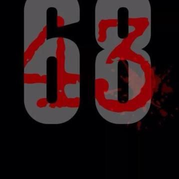 68 - 43