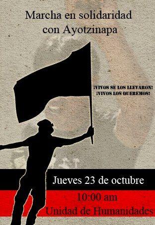 23N por Ayotzinapa