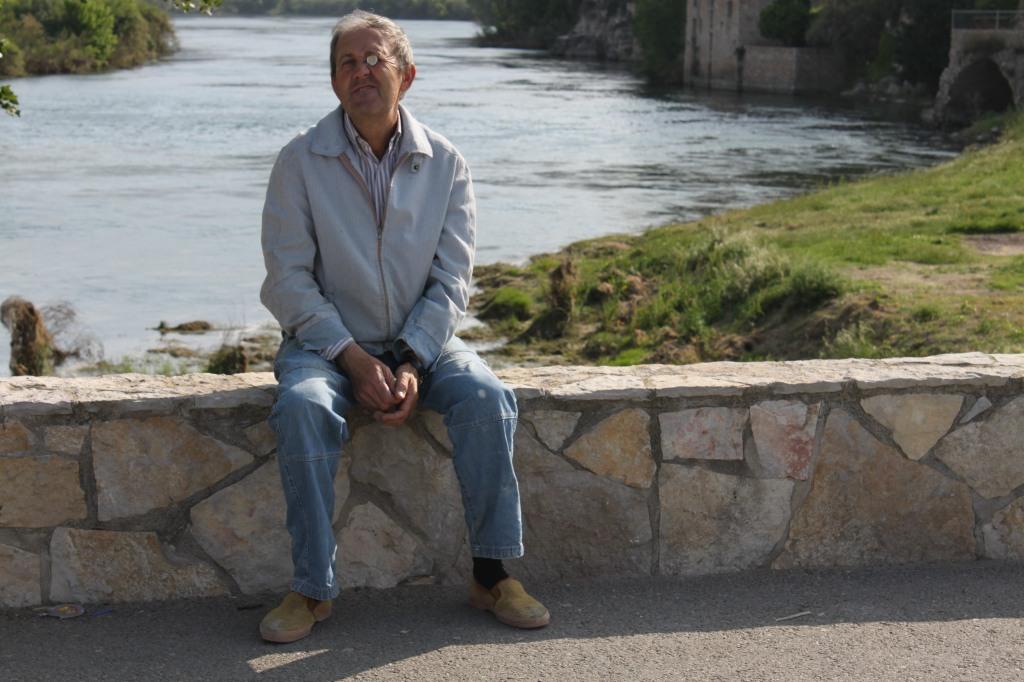 A la orilla del río Ebro, el más cauteloso del territorio español. |Foto: Arlene Bayliss
