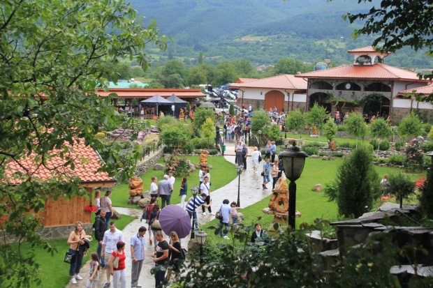 Festival de las rosas de Bulgaria