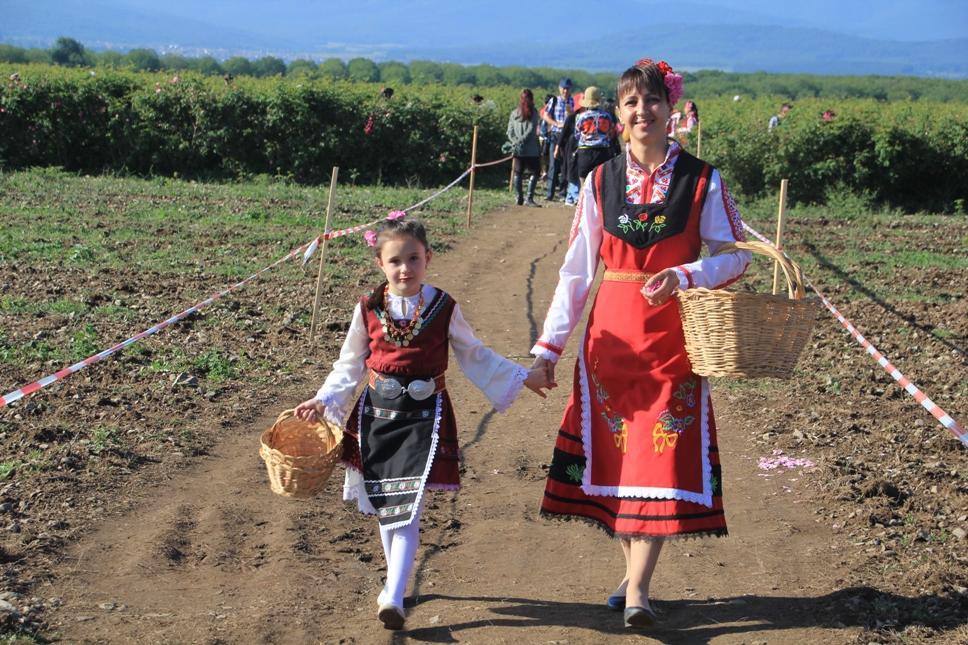 Festival de las rosas de Bulgaria |Fotografías: Alexander Tour