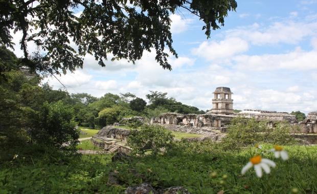 Chiapas-Palenque-Mexico