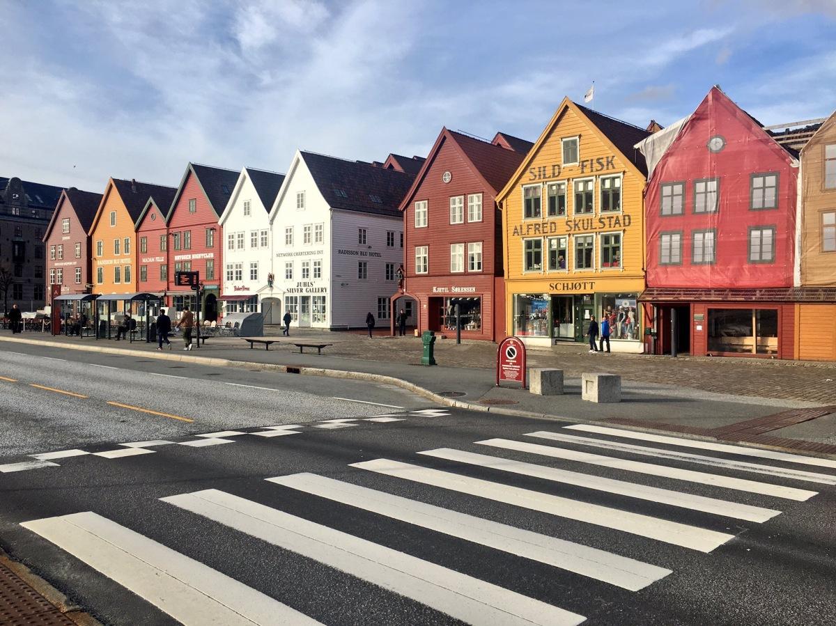 Viajar a Bergen para cuidar a un gato