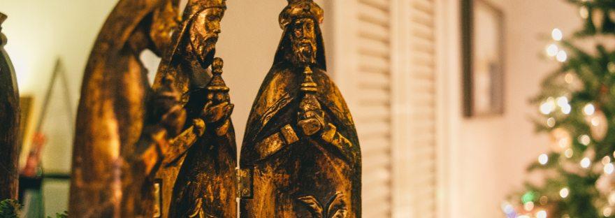Reyes magos españa y méxico