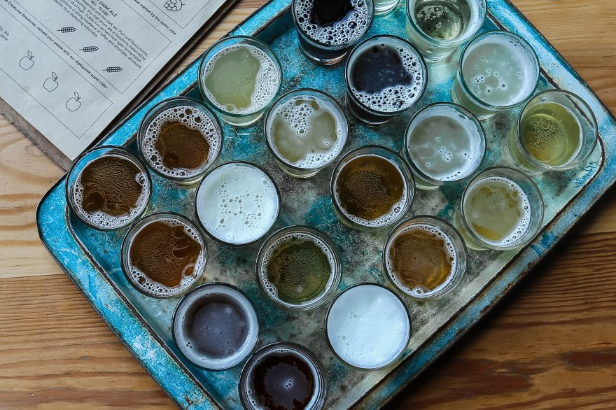 Cerveza artesanal en Baja California