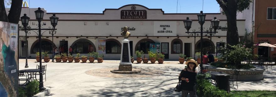 Curiosidades de Baja California | Arlene Bayliss, ahorita vengo