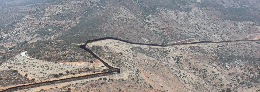 Frontera de Tijuana - Estados Unidos
