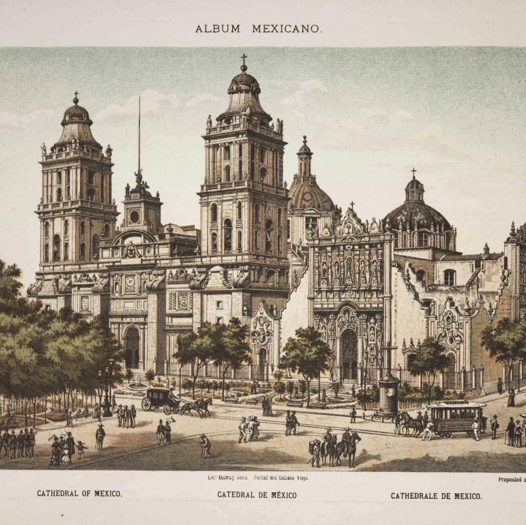 Museo Nacional de la Estampa en la Ciudad de México