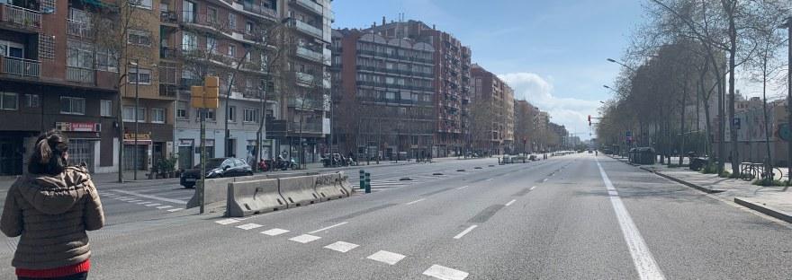 Cuando tomé el coronavirus en serio |Barcelona, Arlene Bayliss